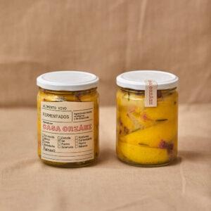 129 - Limón fermentado
