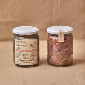 134 -Cebolla fermentado