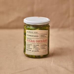 145 - Puerro fermentado - 0 1